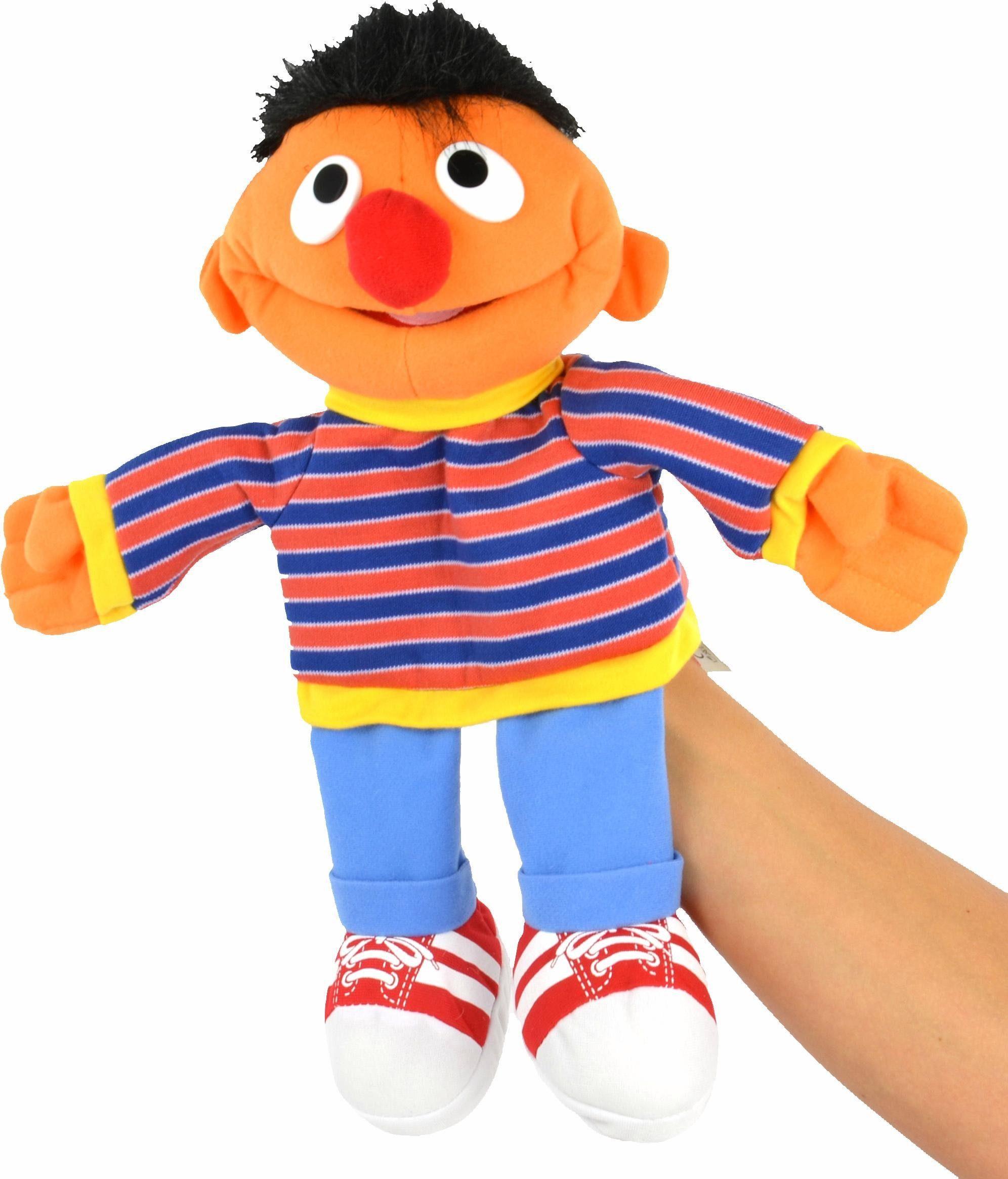 United Labels Handpuppe, »Sesamstraße Ernie«