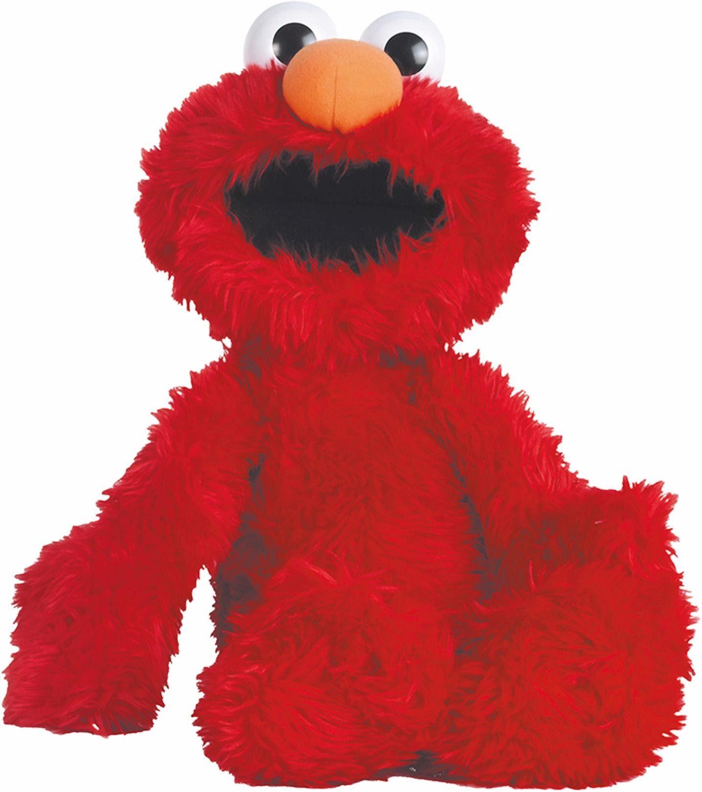 United Labels Plüschfigur, »Sesamstraße, XXL Elmo, 60 cm«