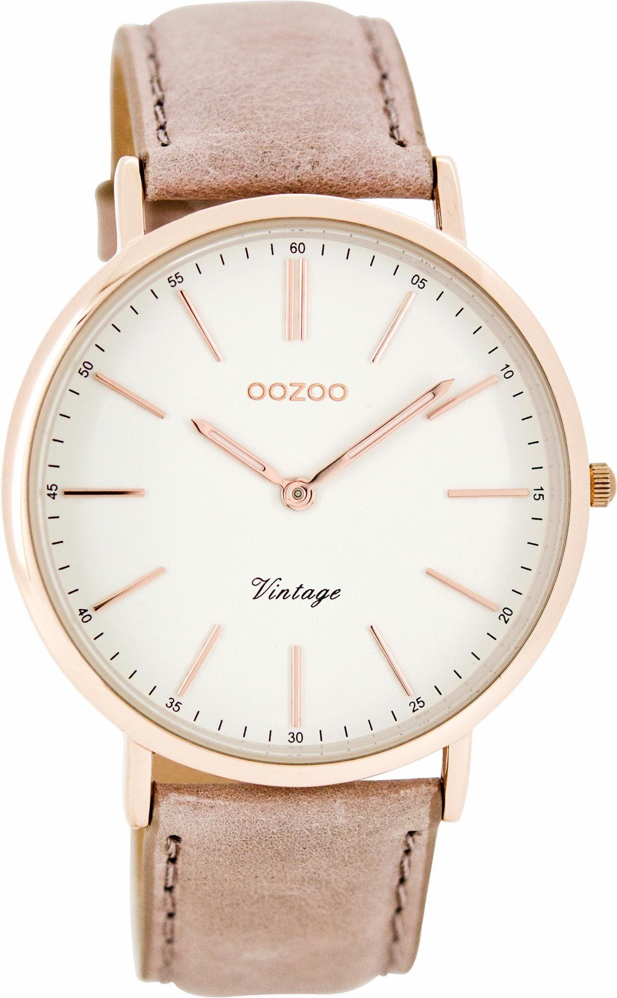 OOZOO Quarzuhr »C8165«