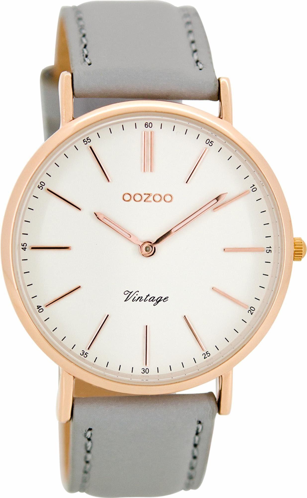 OOZOO Quarzuhr »C8166«
