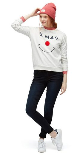 Tom Tailor Denim Sweater Weihnachtspullover