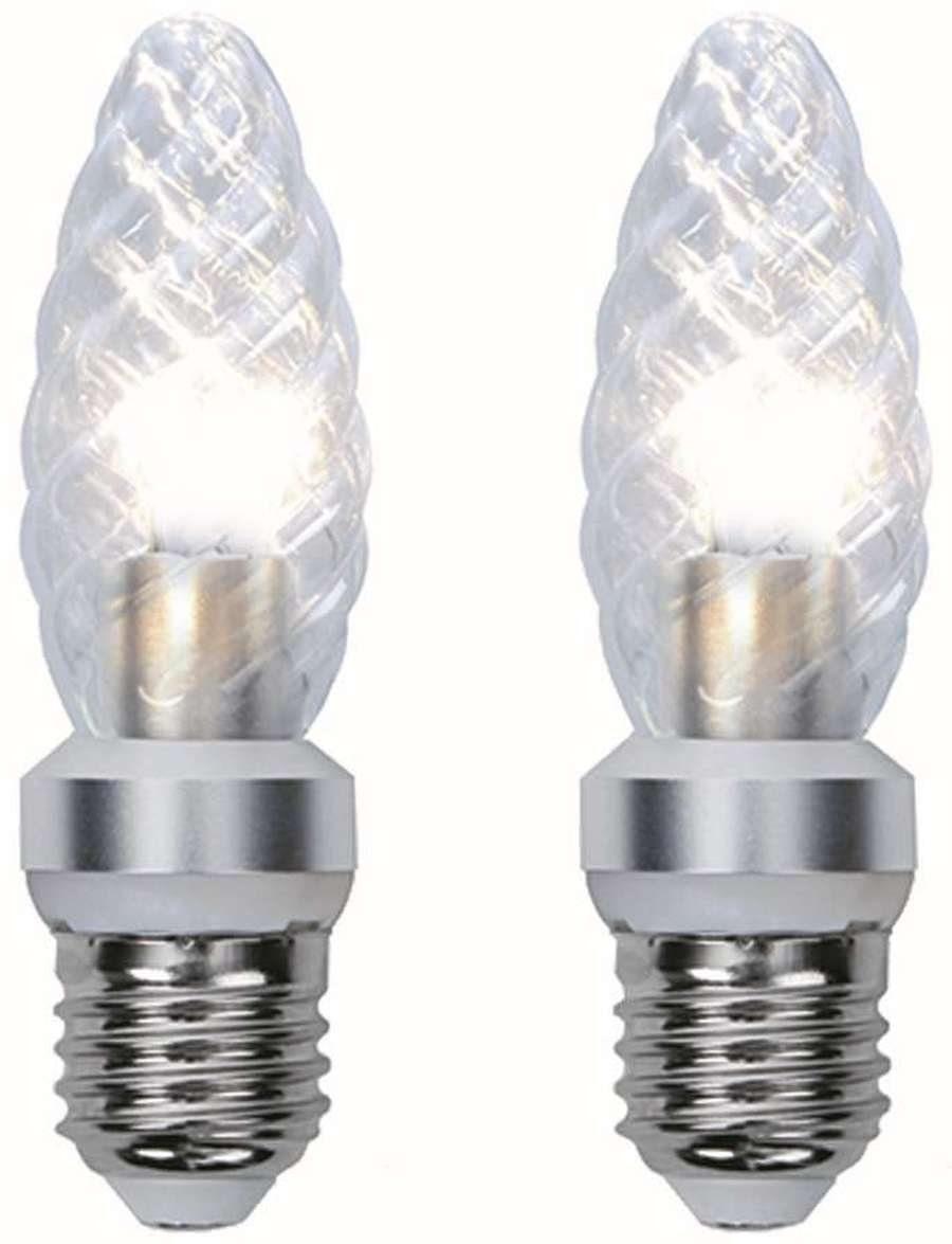 Star LED-Leuchtmittel »Crystal«