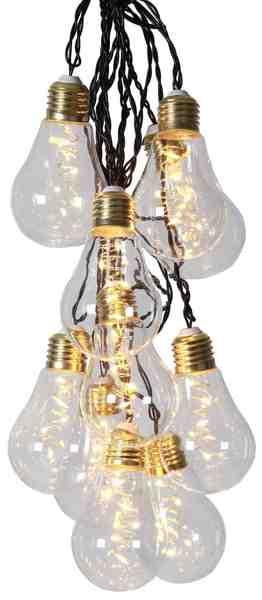Star LED-Lichterkette »Glow«