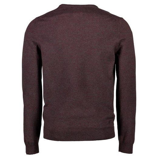 LERROS klassischer V-Neck Pullover