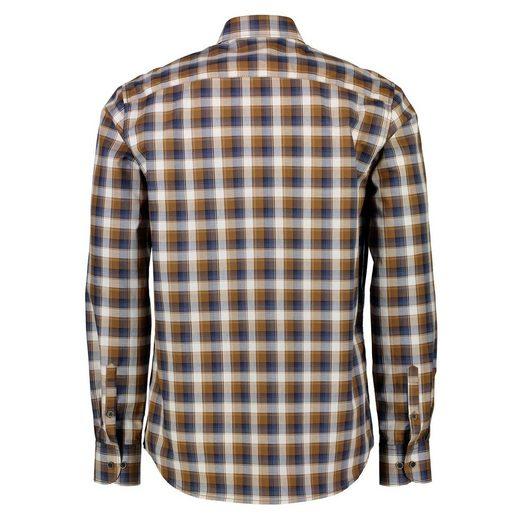 LERROS Hemd mit mittelgroßem Karo