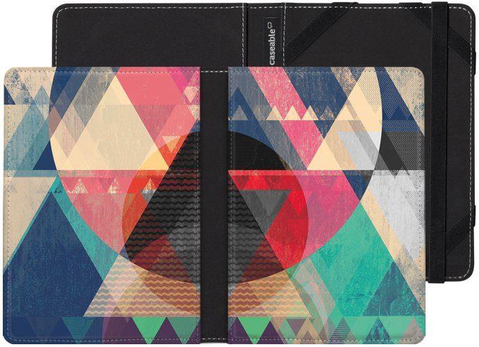 caseable Design Hülle / Case / Cover für Kobo eReader Touch