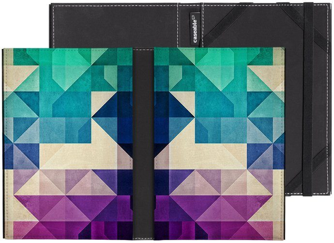 caseable Tablet Hülle / Case / Cover für TrekStor SurfTab ventos 7.0 HD