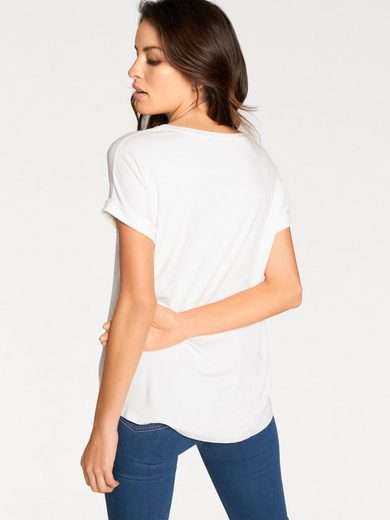 ASHLEY BROOKE by Heine T-Shirt mit Pailletten
