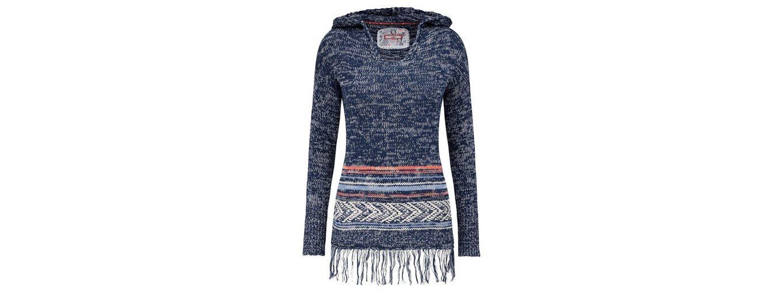 Joe Browns Kurzarmpullover Joe Browns Women's Pullover knitted Boho Jumper with Fringe hem Kosten 2SjDOg