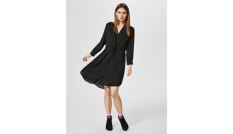 Für Schön Bestes Geschäft Zu Bekommen Günstigen Preis Selected Femme Loose Fit Kleid mit langen Ärmeln SoRvzJXZyr