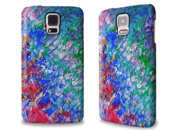 caseable Hülle / Case / Cover für Samsung Galaxy S5 mit Design