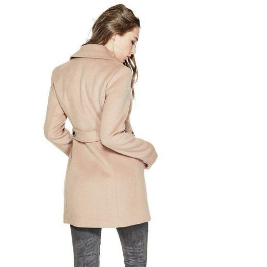 Guess Coat Rivet Details