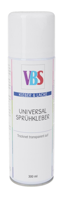 VBS Universal-Sprühkleber , transparent, 300 ml