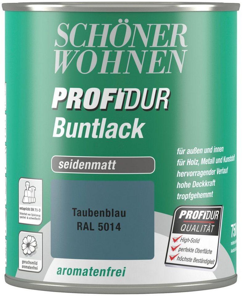 Schöner Wohnen Farbe Buntlack »ProfiDur Seidenmatt, 750 Ml