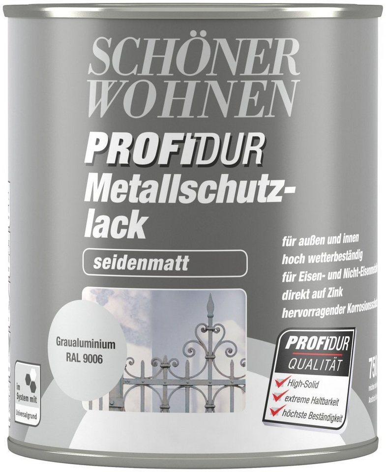 SCHÖNER WOHNEN FARBE Metallschutzlack »seidenmatt 750 Ml