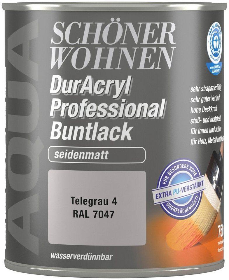 Schöner Wohnen Farbe Buntlack »DurAcryl Professional