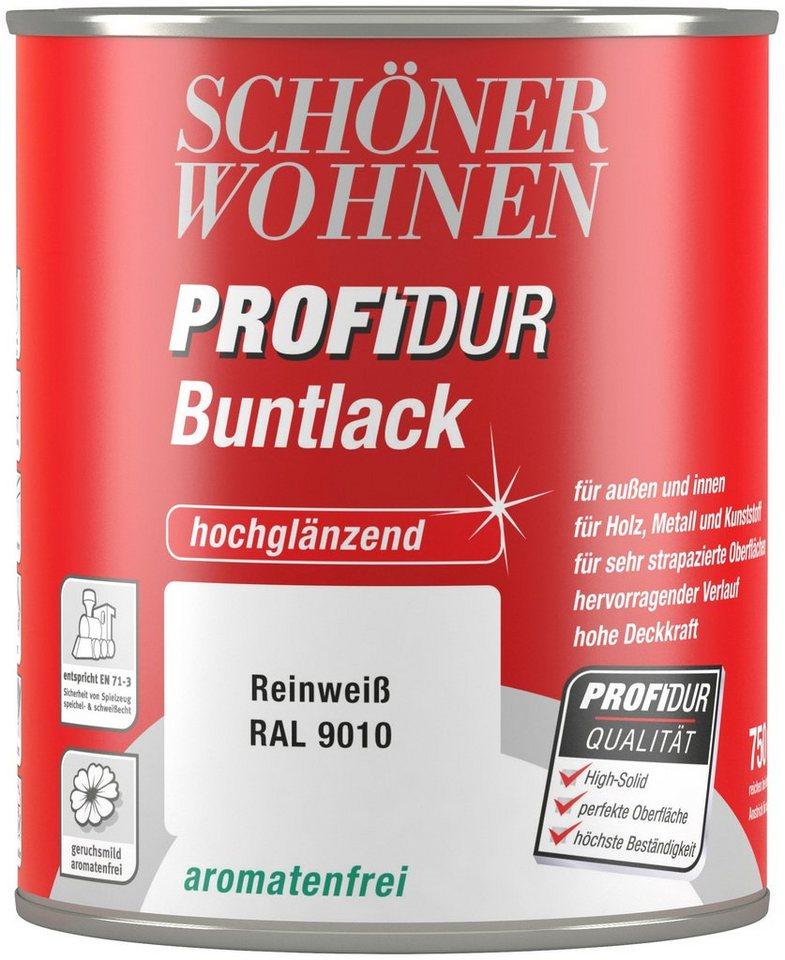 Schöner Wohnen Farbe Buntlack »ProfiDur Hochglänzend, 750
