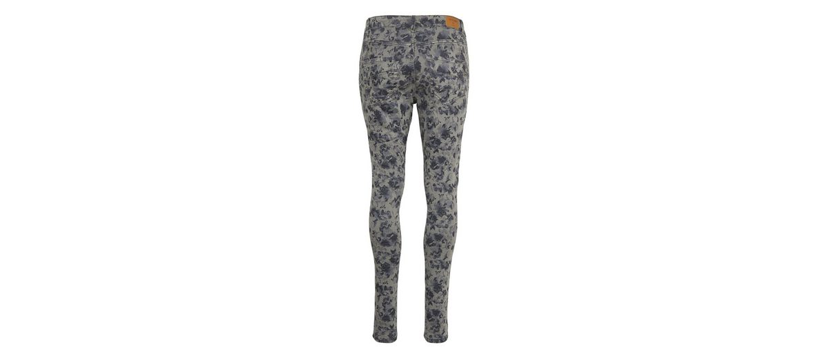 Cream Skinny-fit-Jeans Flower pants Bestpreis 0aj2pAIjAW