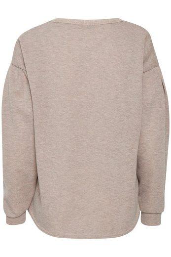 Cream Sweatshirt Bellina
