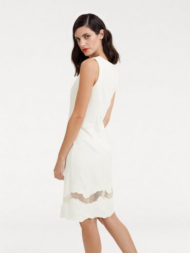 Rick Cardona By Heine Dress With Embroidery