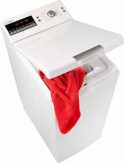 BOSCH Waschmaschine Toplader WOT24447, 7 Kg, 1200 U/Min