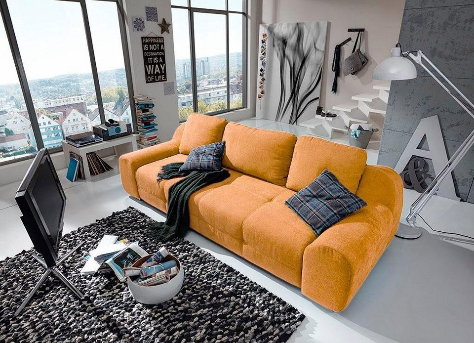 sit more big sofa online kaufen otto. Black Bedroom Furniture Sets. Home Design Ideas
