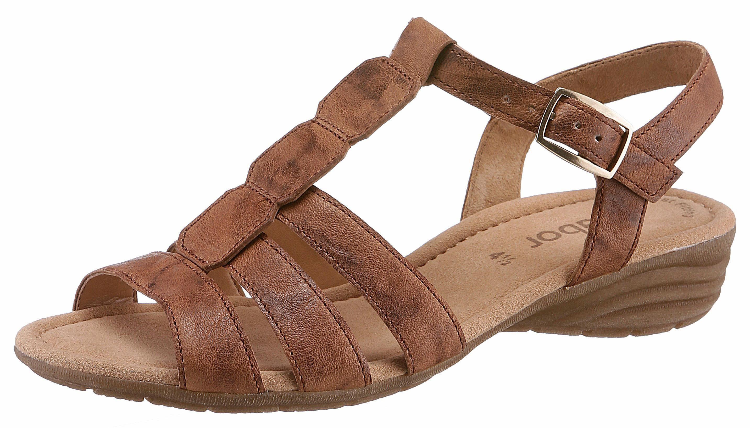 Rieker Sandalette, mit verzierenden Elementen, braun, braun
