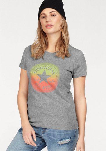 Converse T-Shirt CONVERSE OMBRE CP CREW TEE