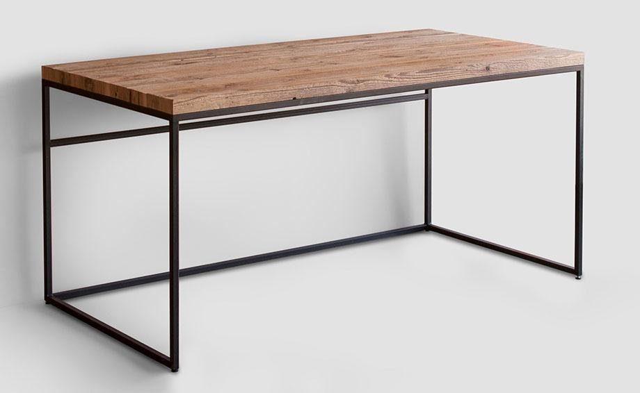 Premium Collection by Home affaire Schreibtisch »Selina« im extravaganten Design, Breite 160 cm