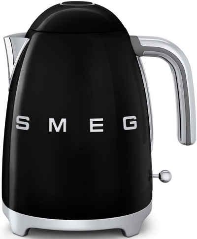 Smeg Wasserkocher KLF03BLEU, 1,7 l, 2400 W