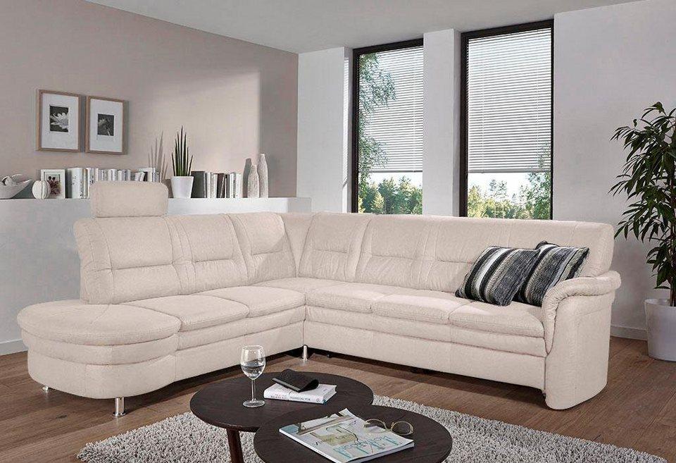 sit more polsterecke wahlweise mit bettfunktion stauraum. Black Bedroom Furniture Sets. Home Design Ideas
