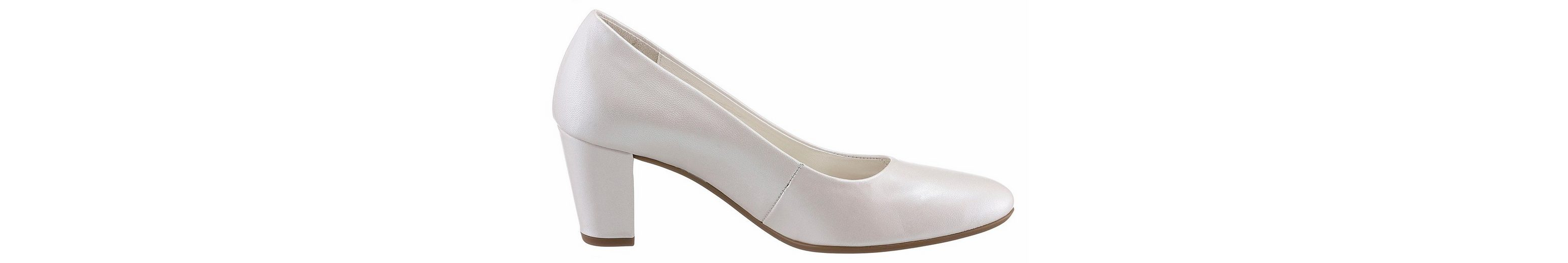 Gabor Pumps, ideal als Brautschuh