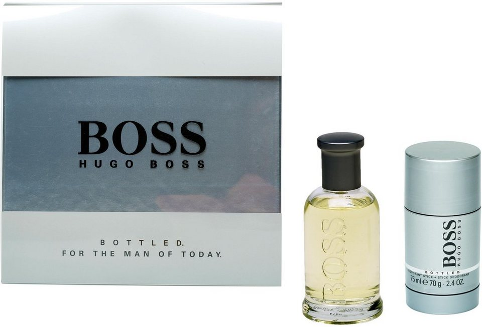 hugo boss boss bottled duftset 2 tlg kaufen otto. Black Bedroom Furniture Sets. Home Design Ideas