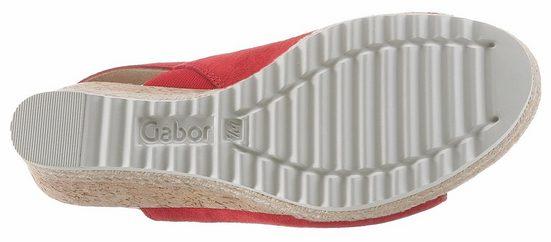 Gabor Sandalette, mit funkelnden Strasssteinen
