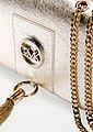 GUIDO MARIA KRETSCHMER Umhängetasche, aus echtem Leder mit modischer Umhängekette, Bild 12