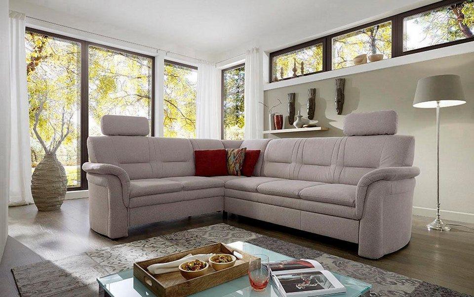 sit more ecksofa wahlweise mit bettfunktion bettkasten. Black Bedroom Furniture Sets. Home Design Ideas
