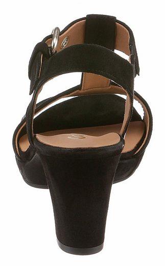 Gabor Sandalette, mit verstellbarer Schnalle