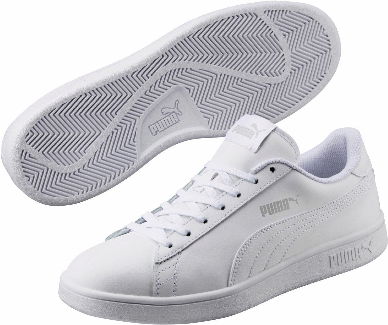 PUMA »Smash v2 L« Sneaker, Gepolsterter Einstieg für mehr Tragekomfort online kaufen | OTTO