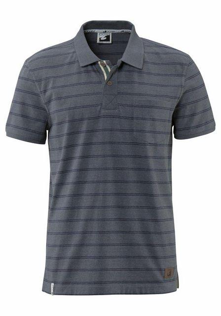 Ocean Sportswear Poloshirt | Sportbekleidung > Sportshirts > Poloshirts | Grau | Baumwolle | Ocean Sportswear