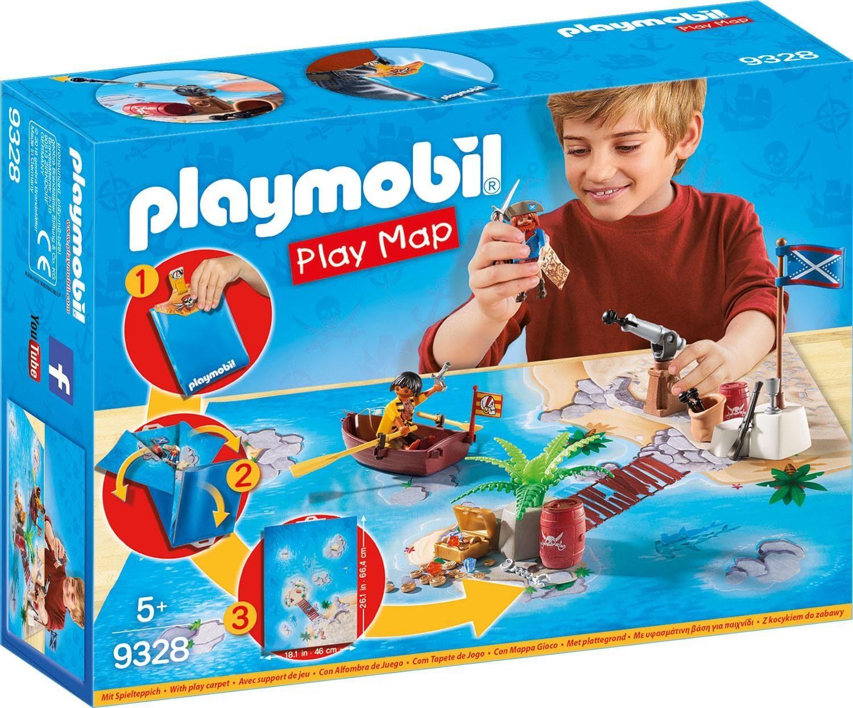 Playmobil® Play Map Piraten (9328), »Pirates«