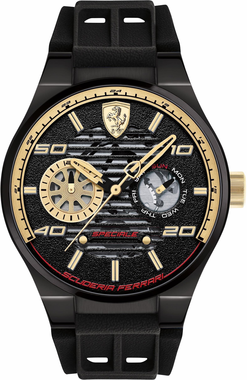 Scuderia Ferrari Quarzuhr »SPECIALE, 0830457«