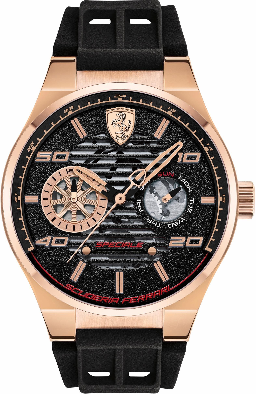 Scuderia Ferrari Multifunktionsuhr »SPECIALE, 0830458«