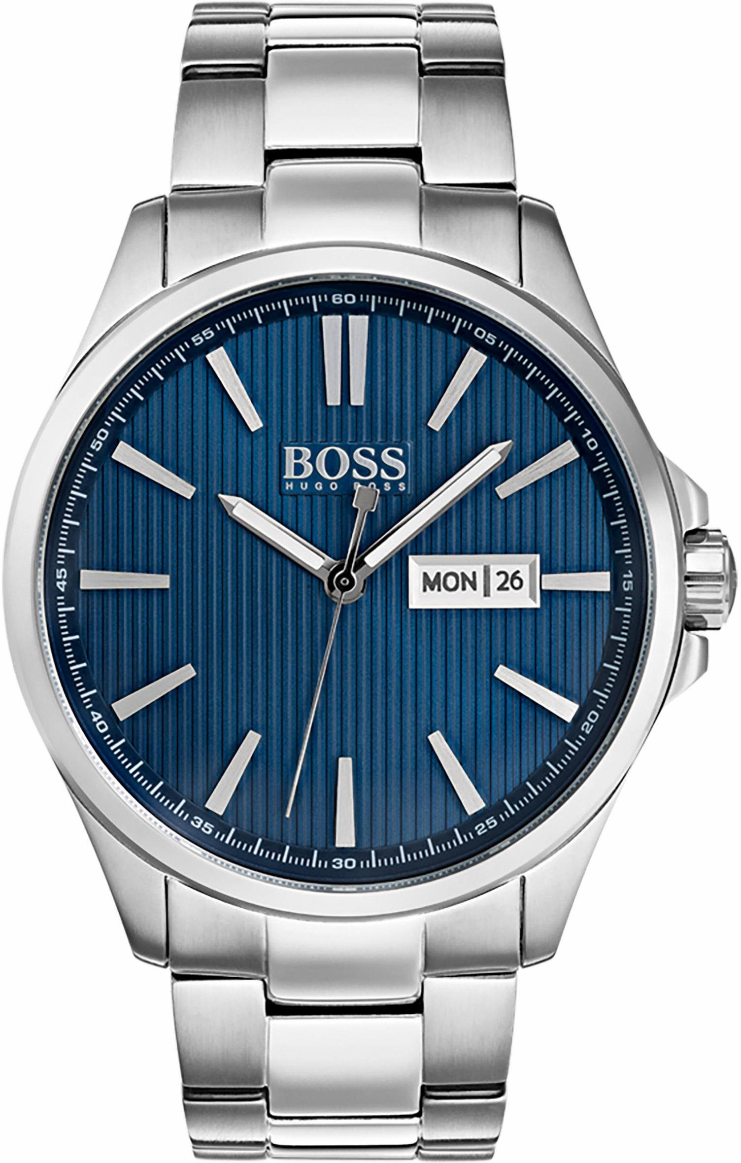 Boss Quarzuhr »THE JAMES, 1513533«