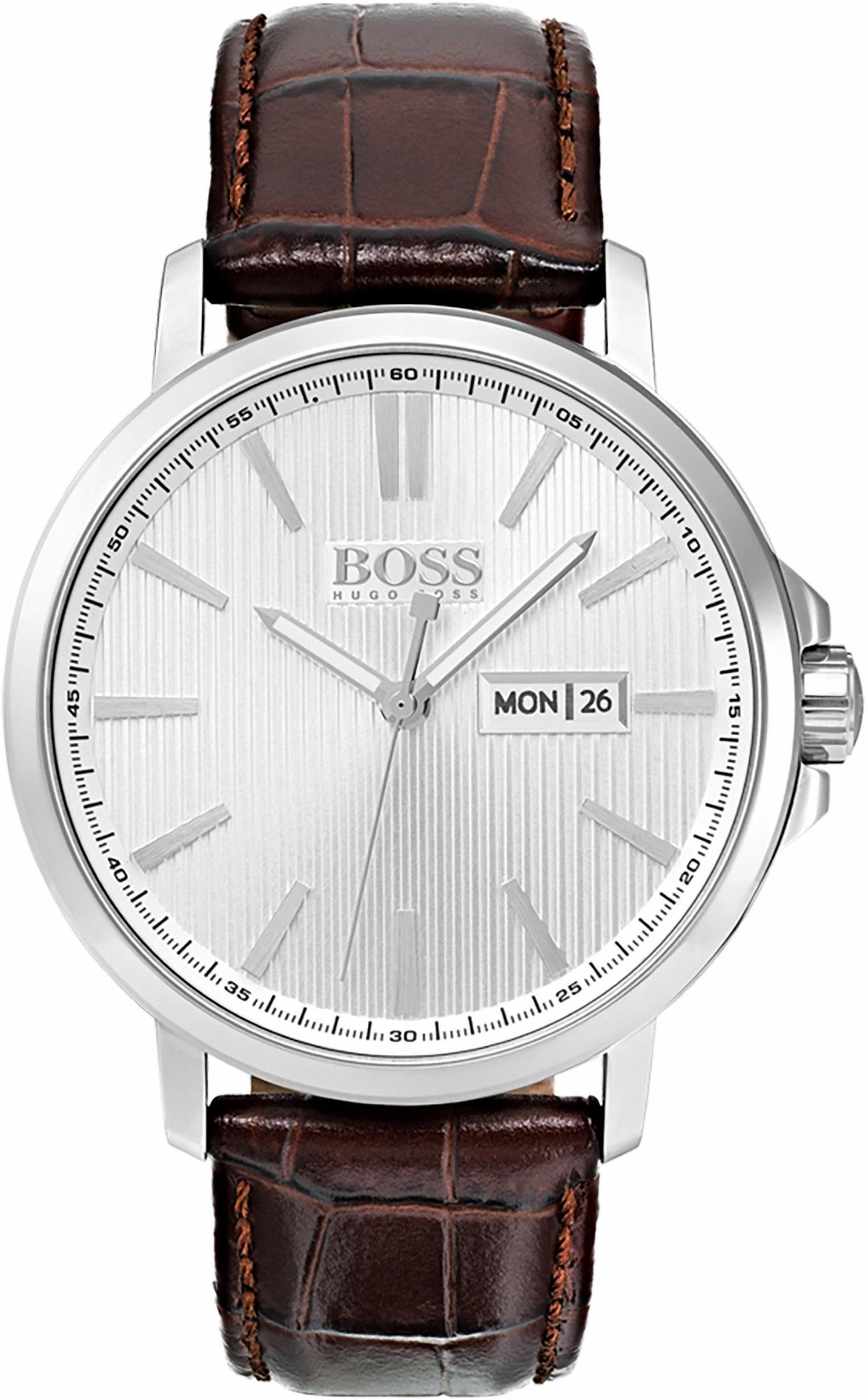 Boss Quarzuhr »THE JAMES, 1513532«