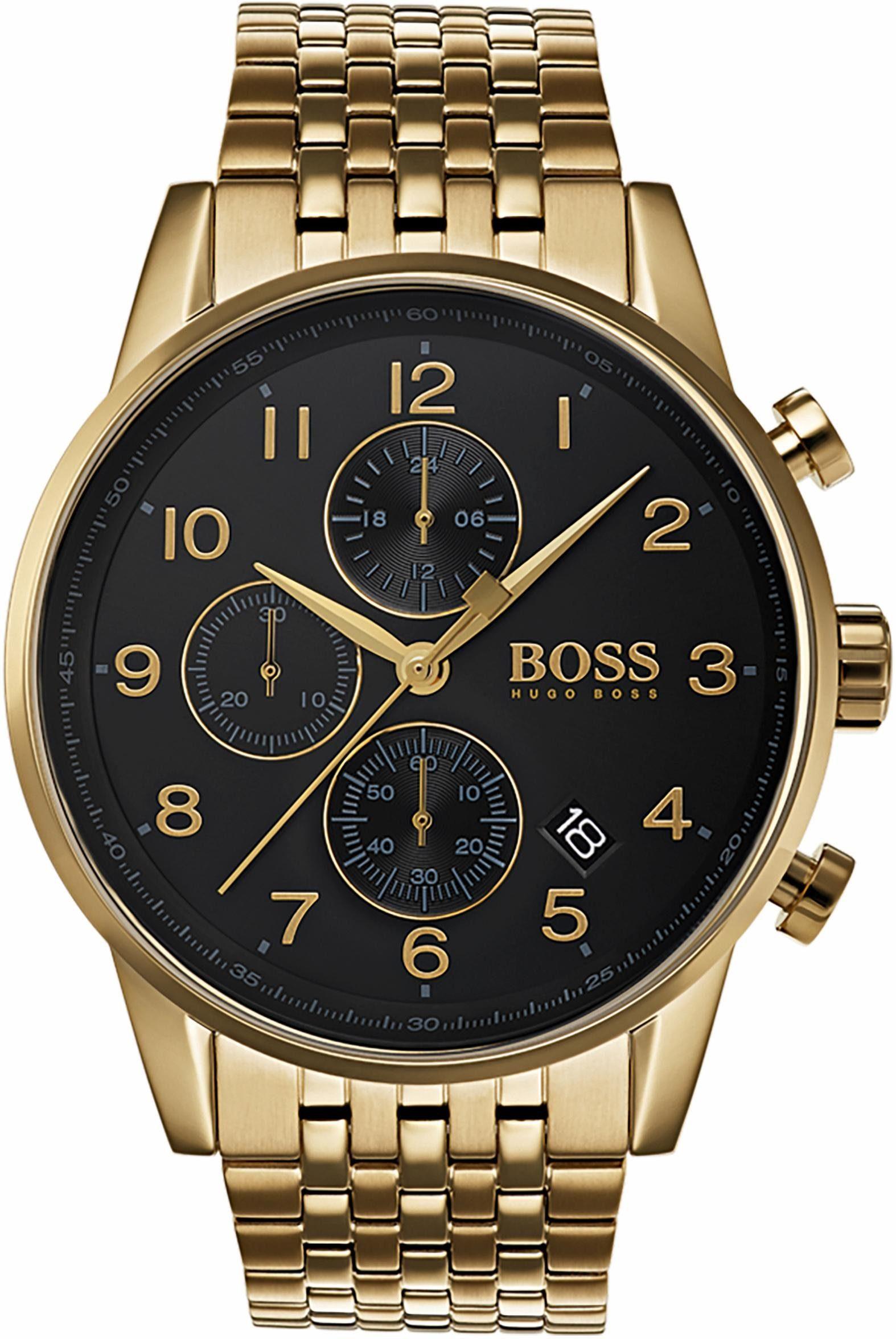 Boss Chronograph »NAVIGATOR, 1513531«