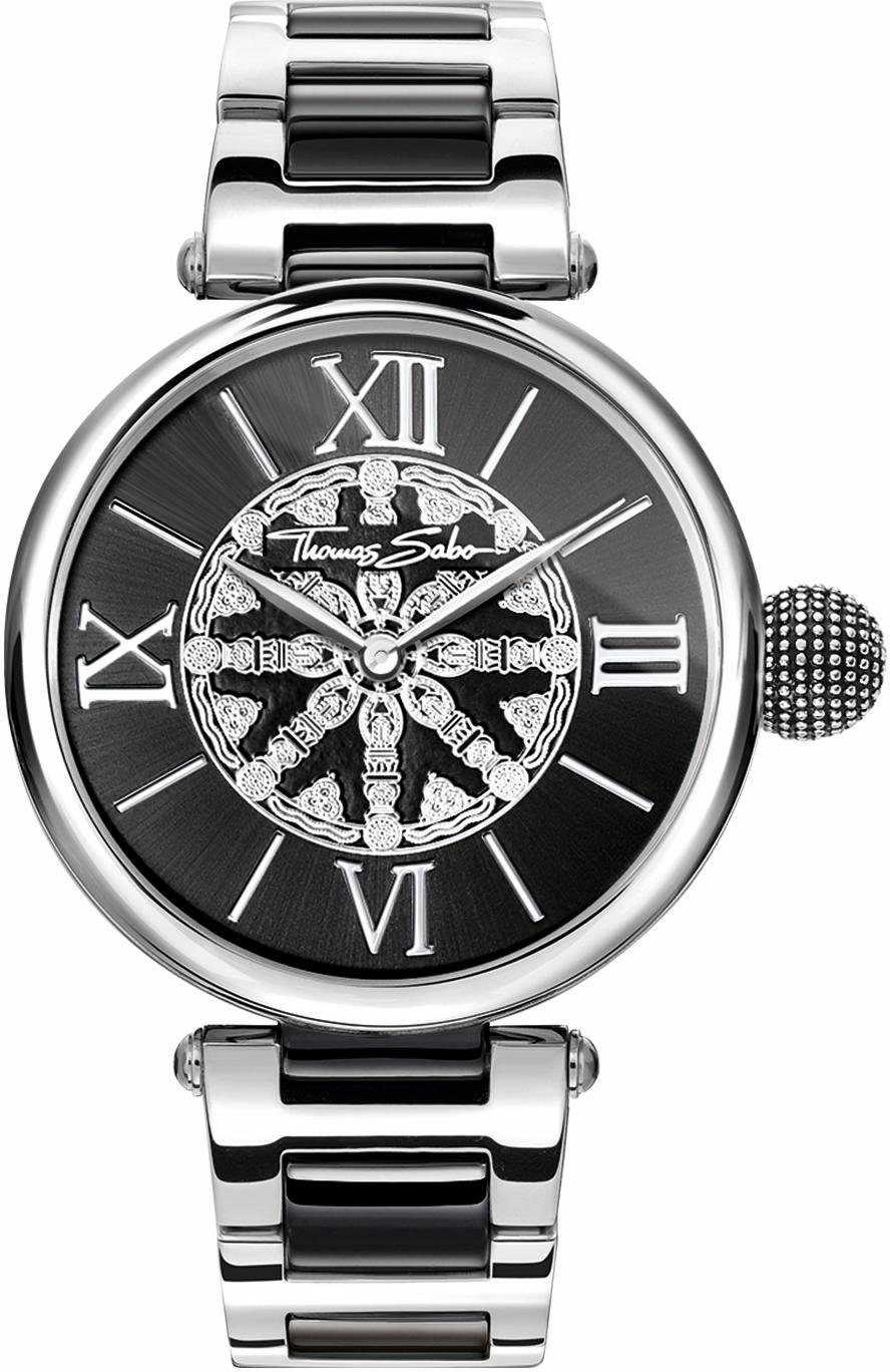 THOMAS SABO Quarzuhr »WA0298-290-203-38 mm«