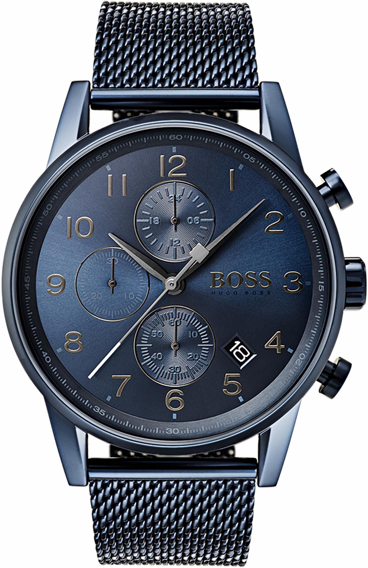 Boss Chronograph »NAVIGATOR, 1513538«
