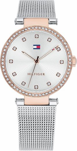 TOMMY HILFIGER Quarzuhr »Sophisticated Sport, 1781863«