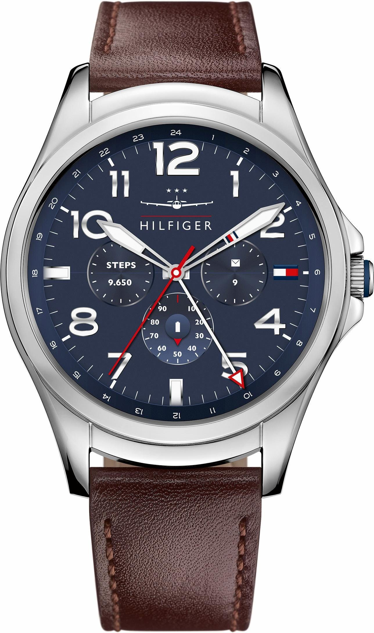 TOMMY HILFIGER TH 24/7 YOU, 1791406 Smartwatch (Android Wear)