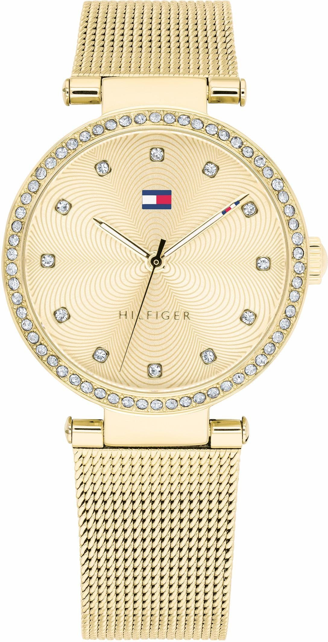 TOMMY HILFIGER Quarzuhr »Sophisticated Sport, 1781864«